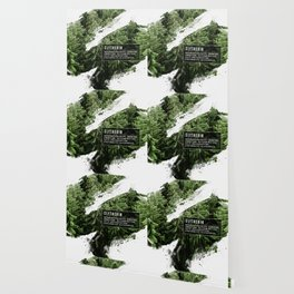 Slytherin Nature Wallpaper