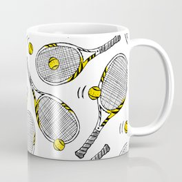 Tennis - Love the game Coffee Mug