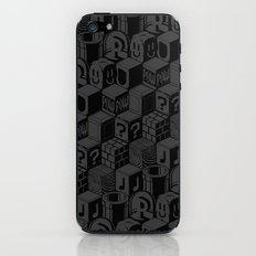 SUPER MARIO BLOCK-OUT! iPhone & iPod Skin