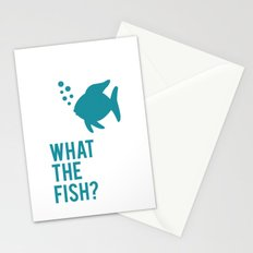 The Fish? Stationery Cards