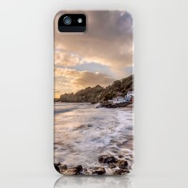 Steephill Cove iPhone Case