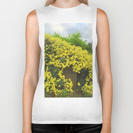 Sorrento Heights (Floral) Biker Tank