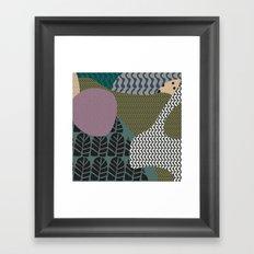 Rare rabbit Framed Art Print