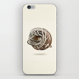 knoodle iPhone Skin