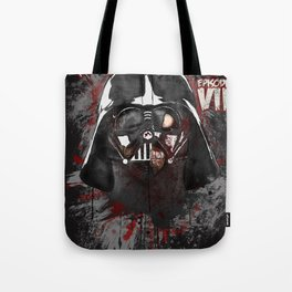 When there's no more room in Hell....Vader. Tote Bag