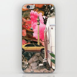 """""""City Vacation"""" iPhone Skin"""