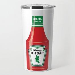 Fancy Kitsap Travel Mug
