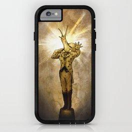 The Great Escargot iPhone Case