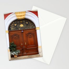 Beautiful Old Door Stationery Cards