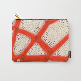 coral2 Carry-All Pouch