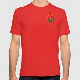 Red Darling Hibiscus T-shirt
