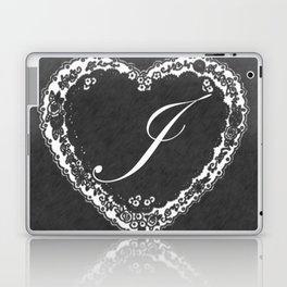 J Vintage Valentine Chalkboard Laptop & iPad Skin