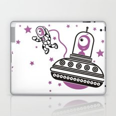 space Purple! Laptop & iPad Skin