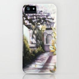 Hanging Gardens, Hampstead iPhone Case
