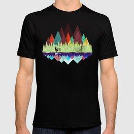 MTB retro Trails T-shirt