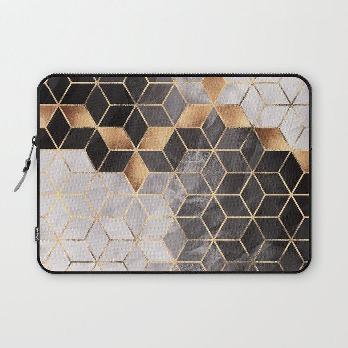 Smoky Cubes Laptop Sleeve