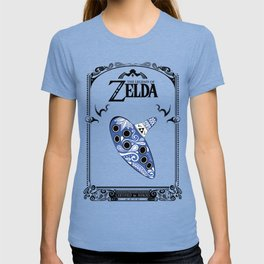 Zelda legend - Ocarina of time T-shirt