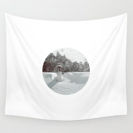 it's winter Wall Tapestry