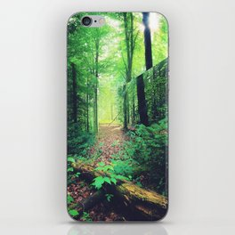 Lacanian Forest iPhone Skin