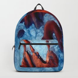 Revealing red dunes Backpack