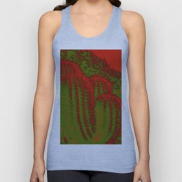 Cacti Abstract I Unisex Tank Top