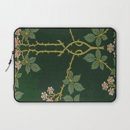 Art work of William Morris Laptop Sleeve
