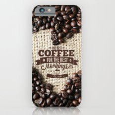 Coffee Love iPhone 6s Slim Case