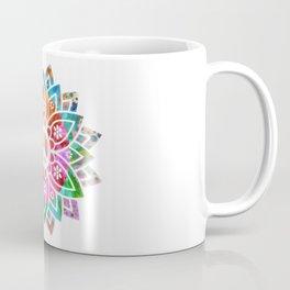 Peace Flower Coffee Mug