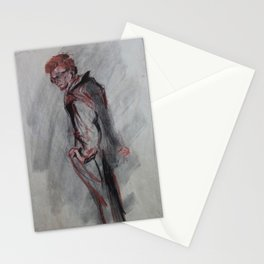 thedoctorghost Stationery Cards