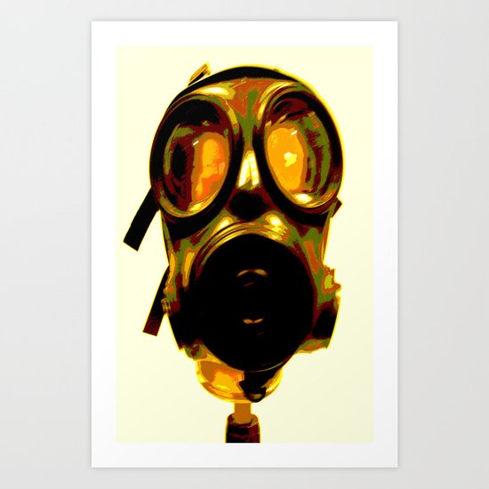 Breathe... Art Print