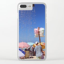Ipanema Shower Clear iPhone Case