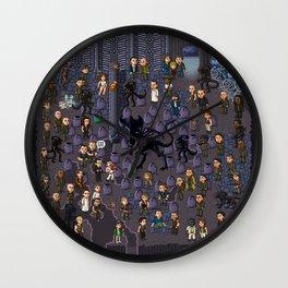 Super Aliens³ Resurrection Wall Clock