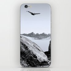 THE OUTPOST iPhone & iPod Skin