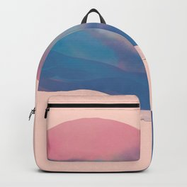 """""""Never Alone."""" Backpack"""