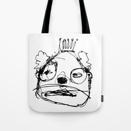 Clowns in Crowns #5 Tote Bag