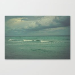 Ocean Brew Canvas Print