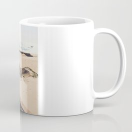Between Cadiz and San Fernando, Andalusia Spain Coffee Mug