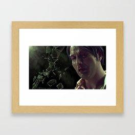 A due (I) Framed Art Print