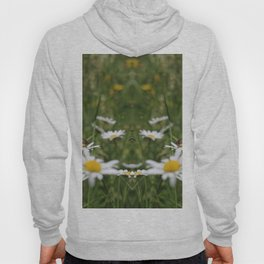 Wildflowers and Bee (pattern) Hoody