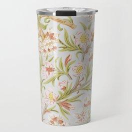 """William Morris """"Blossom"""" Travel Mug"""