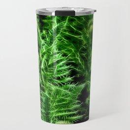 Green plants Travel Mug