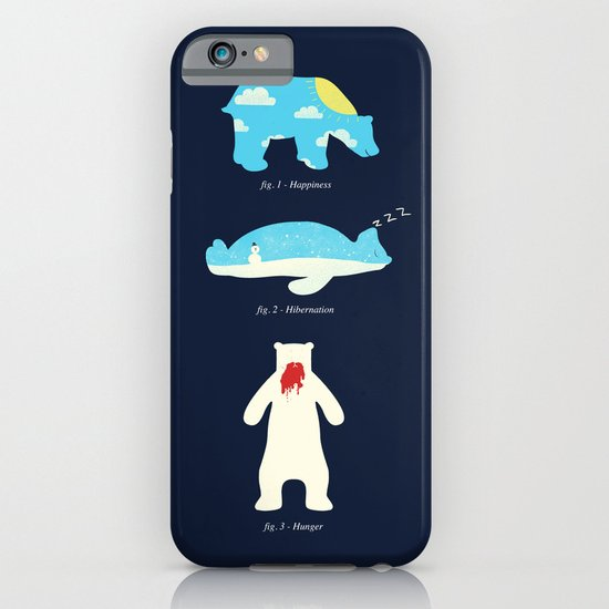The 3 H's of Bear Life iPhone & iPod Case