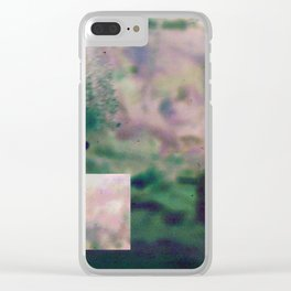 Experimental Photography#4 Clear iPhone Case