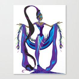 Yemaya Olokun Canvas Print
