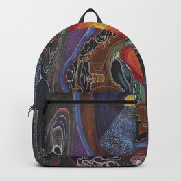 Ceremony of the Night  Backpack