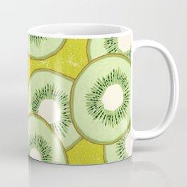 SLICED KIWIS Coffee Mug
