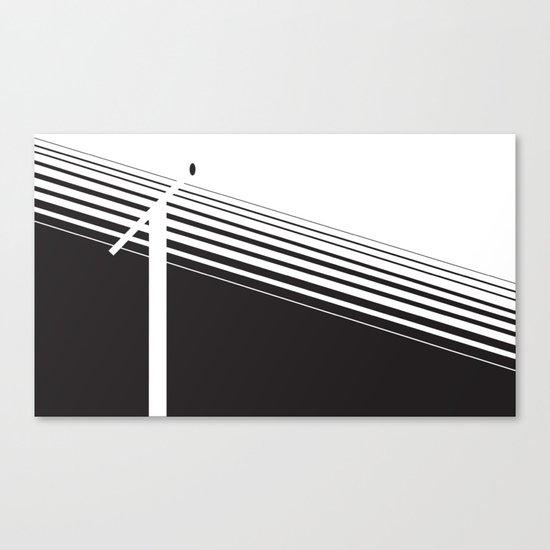 electricity Canvas Print