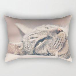 My amazing cat Rectangular Pillow