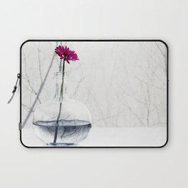 red flower Laptop Sleeve