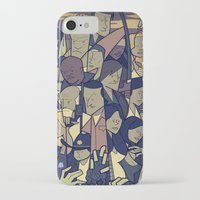 the walking dead iPhone & iPod Cases featuring The Walking Dead by Ale Giorgini